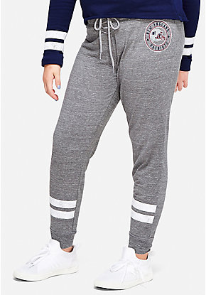 New England Patriots Lace Up Jogger