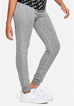 Studded Snuggly Soft Joggers