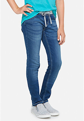 15e007802ce Tween Girls  Jeggings   Denim Jeans - Skinny