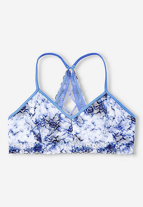 8004fbd129f ... Lace Braided Back Bralette. Previous Next