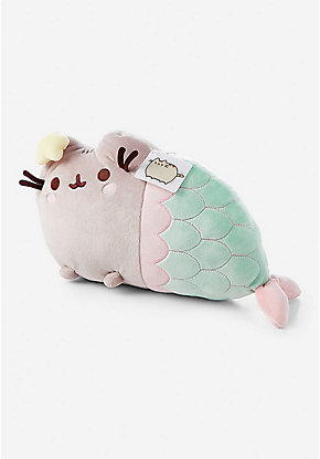 Jumbo Mermaid Pusheen Plush