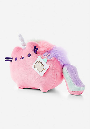 Pink Unicorn Pusheen Plush