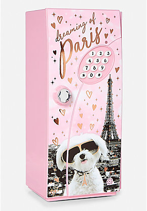 Paris Mini Locker