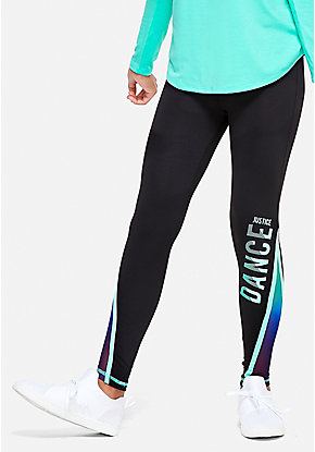Dance Mesh Leggings