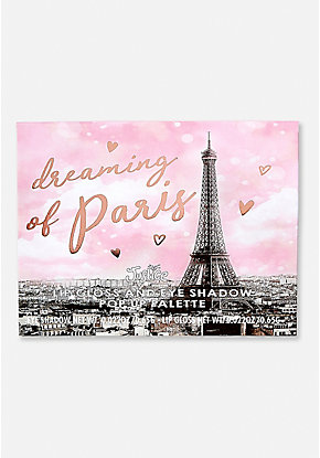 Dreaming of Paris Eye Shadow & Lip Gloss Palette