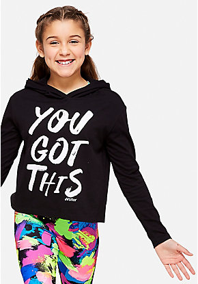 You Got This Hooded Tee