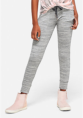 Pocket Cuffed Leggings