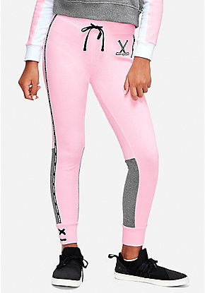Hockey Color Block Joggers