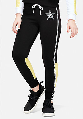 Gymnastics Color Block Joggers