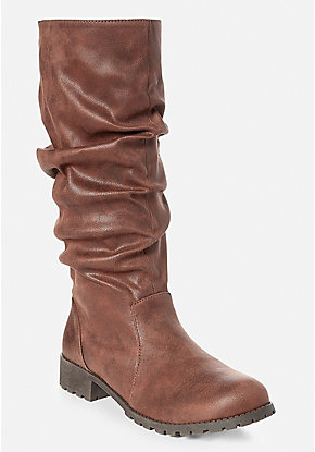 Slouchy Tall Boot