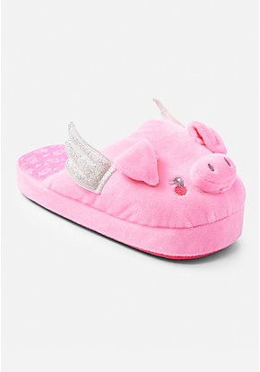 Flying Pig Slippers