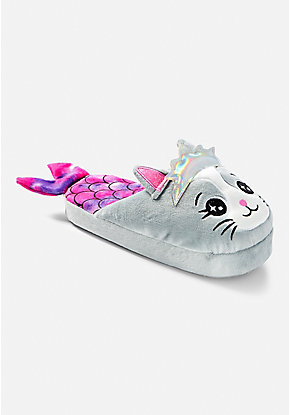 Meowmaid Slippers