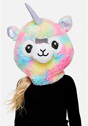 Llamacorn Costume Head