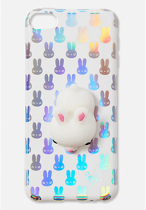 Squish Snow Bunny iPhone 6 Case