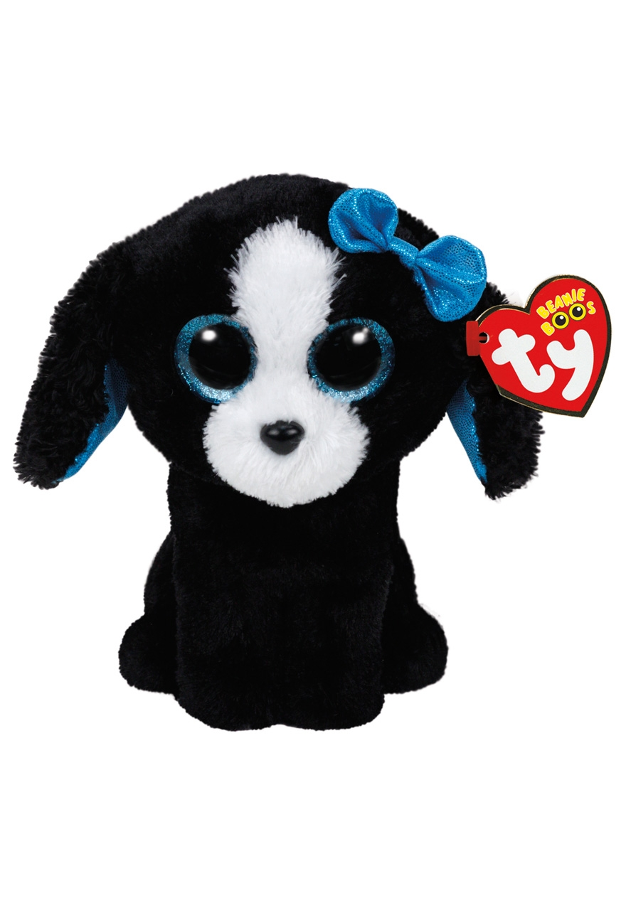 Tracey Puppy Dog 6 Inch Beanie Boo Justice