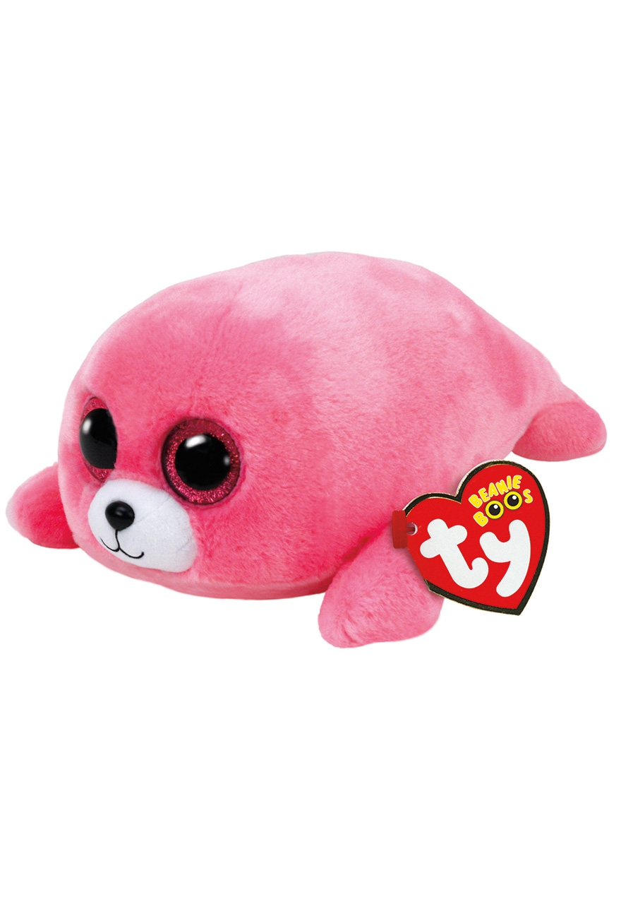 Pierre Seal 6 Inch Beanie Boo Justice