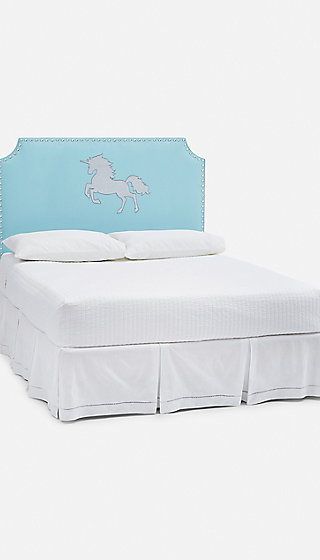 unicorn bed in a bag twin size justice. Black Bedroom Furniture Sets. Home Design Ideas