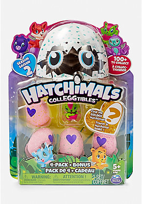 Hatchimals CollEGGtibles™ 4 Pack