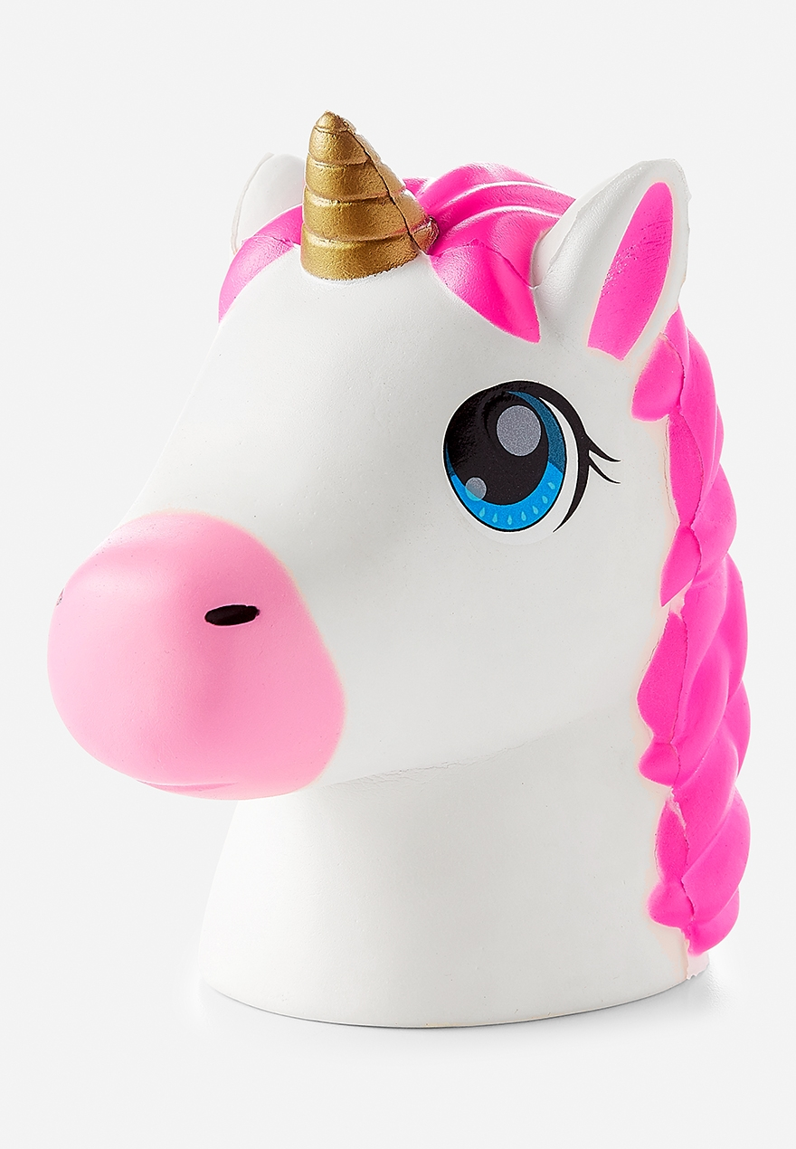 Jumbo Unicorn Squeezeable Justice