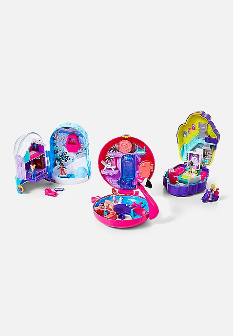 Polly Pocket World Compact Surprise | Justice
