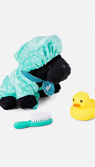 Pet Shop Bath Accessory Kit