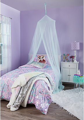 Girlsu0027 Room Décor: Furniture U0026 Bedding For Tweens | Justice