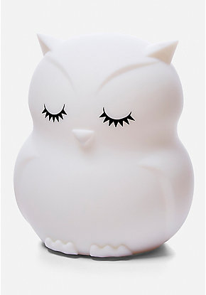 Owl Squishy Light
