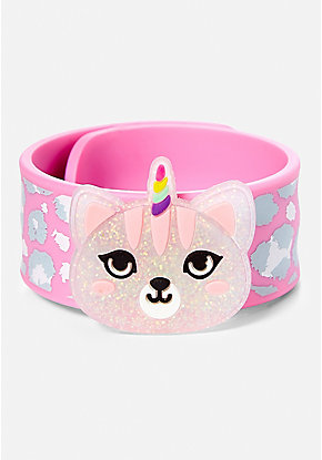 Caticorn Slap Bracelet