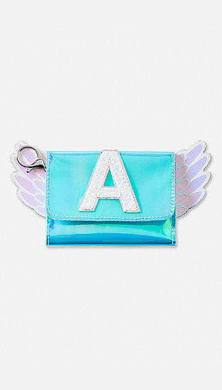 Angel Wing Initial Wallet