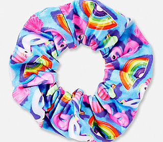 Pool Floatie Scrunchie