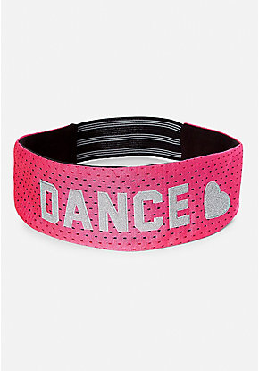 Dance Mesh Headwrap