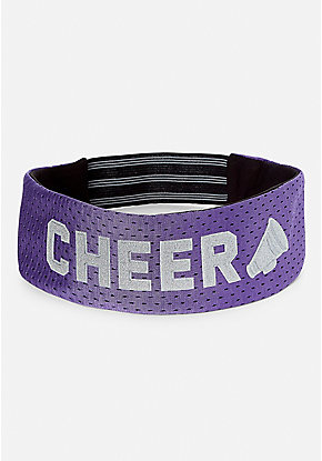 Cheer Mesh Headwrap