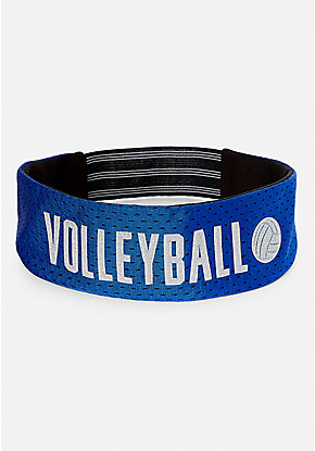Volleyball Mesh Headwrap