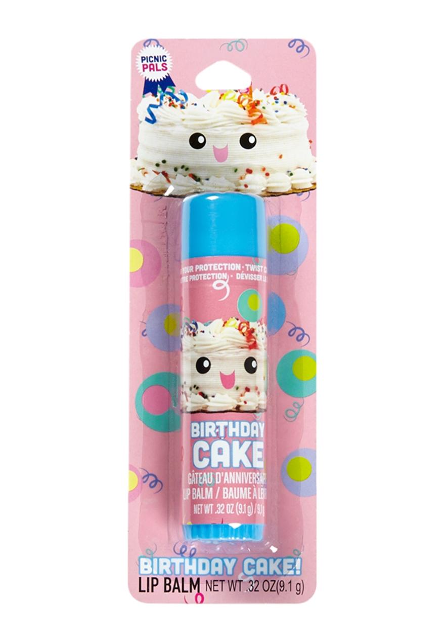Jumbo Birthday Cake Lip Balm