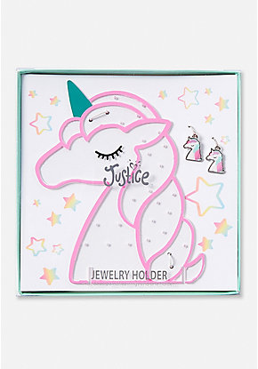 Unicorn Mini Jewelry Holder Set