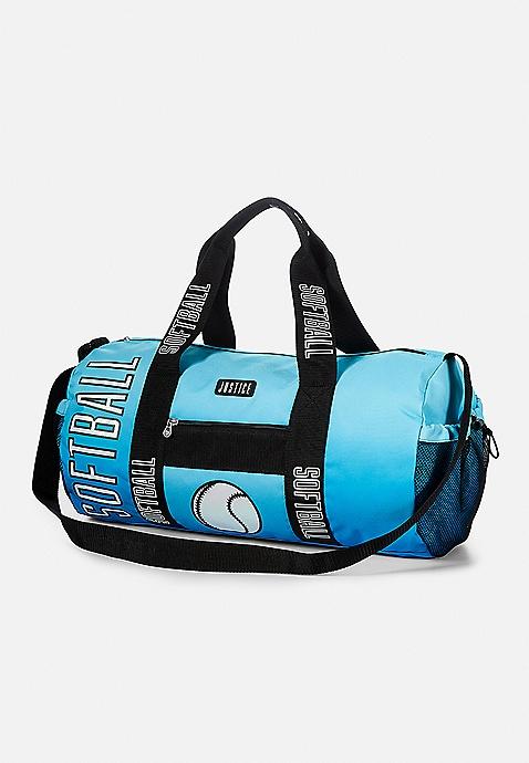 Softball Sparkle Duffle Bag Previous Next