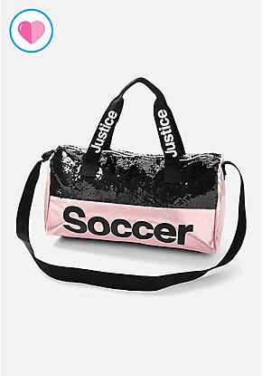 9b9de3207b6 Girls  Duffel Bags   Totes - Gymnastic   Sport Bags   Justice