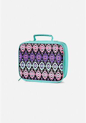 Southwest Sparkle Lunch Tote