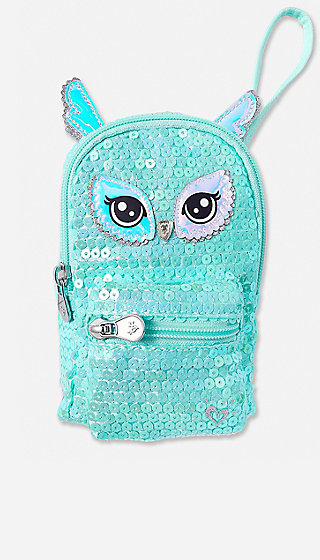 Owl Mini Mini Backpack Wristlet Justice