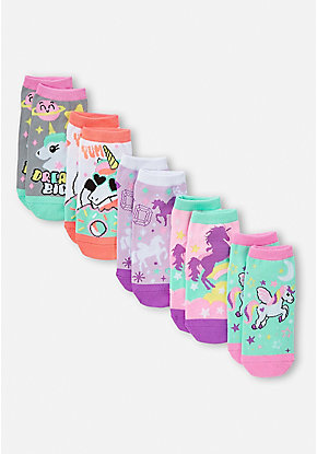 Unicorn Socks - 5 Pack