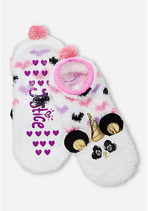 Pandacorn Slipper Socks