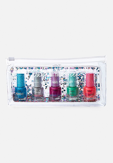 Days of the Week Scented Nail Polish Set | Justice