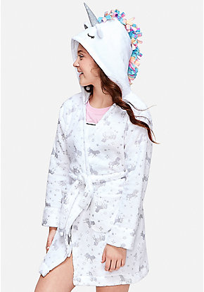 Shimmer Unicorn Robe