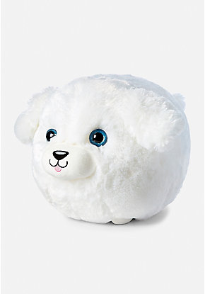 Fluffy Dog Jumbo Plush