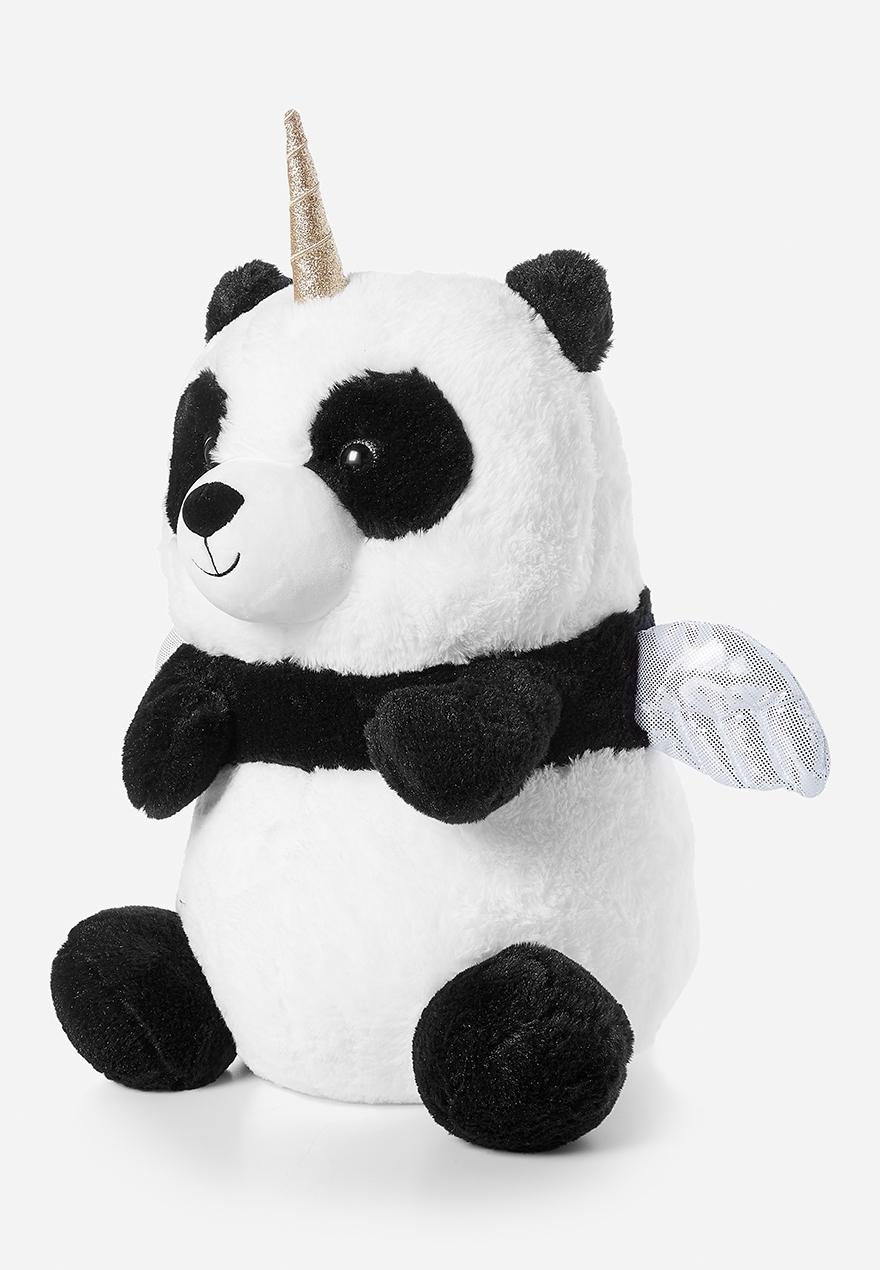 Jumbo Pandacorn Plush Justice