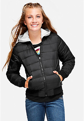 The Packable Puffer Coat