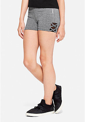 Lattice Compression Shorts