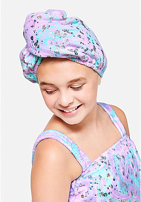 Splatter Hair Wrap