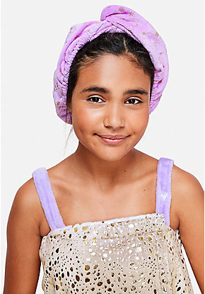 Foil Star Hair Wrap