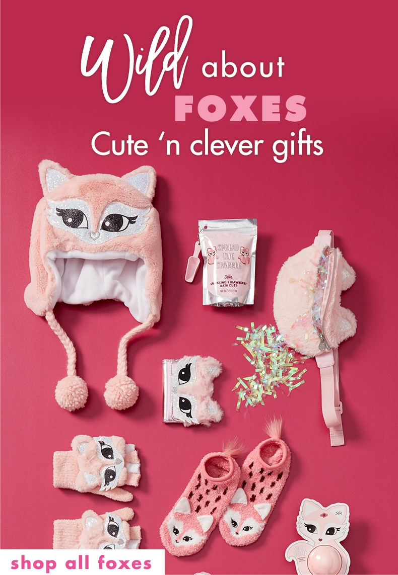 Shop All Foxes